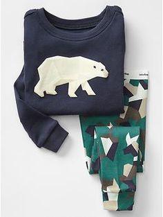 Digi bear sleep set | Gap