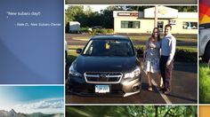Dear Nate Doane   A heartfelt thank you for the purchase of your new Subaru from all of us at Premier Subaru.   We're proud to have you as part of the Subaru Family.
