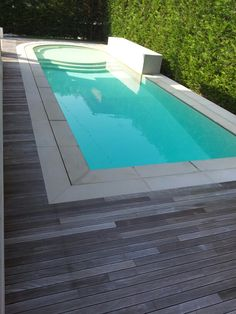 Relax swimming pool and decking :-)