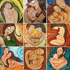 Sista's Art by Folt Bolt - the colorful art palette