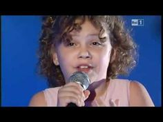 11-Year-Old Granddaughter of Luciano Pavarotti Sings Better Than Her Grandfather | Superstar Music