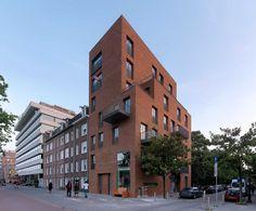 Wibautstraat Amsterdam - Bedaux de Brouwer