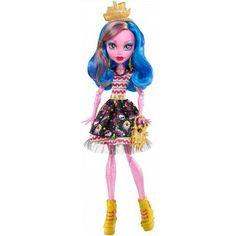 Monster High Shriekwrecked Gooliope Jellington Doll
