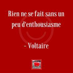Voltaire #citation