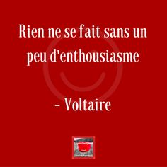 Voltaire #citation