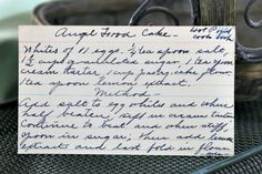 This vintage Angel Food Cake recipe is perfect to eat alone, with strawberries, or as part of your fondue dipping ingredients. Try this vintage recipe to