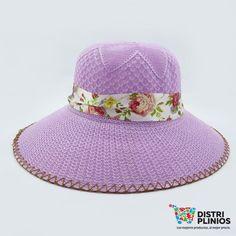 Sombrero De Dama Flor Velo Hermosos sombrero para dama viene en dos  diferentes colores ideal para d844c8d4819de