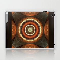 CenterViewSeries145 Laptop & iPad Skin by fracts - fractal art - $25.00