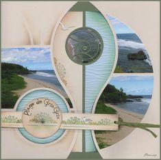 Apparement la destination vous plait ... Pour aujourd'hui une petite balade sur la plage de Gris-gris dans le sud de l'ile.. C'est une...
