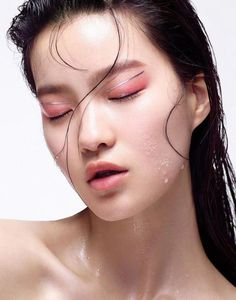 Yujin seo k beauty, fashion beauty, beauty makeup, hair beauty, Beauty Fotos, Beauty Make-up, Beauty Shoot, Hair Beauty, Natural Beauty, Natural Glow, Seoul Fashion, Fashion Week, Editorial Hair