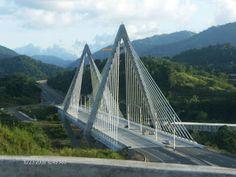 """Puente Atirantado Naranjito, P.R. """"El Pueblo de Los Changos"""""""