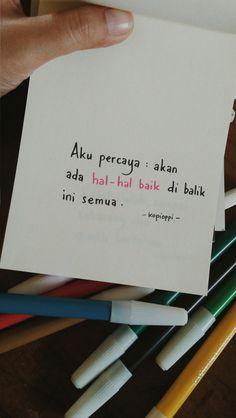Oo Quotes Rindu, Message Quotes, Reminder Quotes, Self Reminder, Tumblr Quotes, Text Quotes, Quran Quotes, Motivational Quotes, Jodoh Quotes