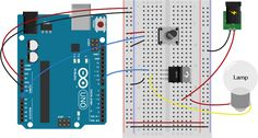 Lab: Using a Transistor to Control High Current Loads with an Arduino – ITP Physical Computing