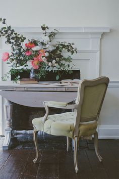 {styling inspiration | a daily something : peonies in june}
