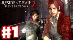 "Resident Evil Revelations 2 Прохождение  #1 ""Пленницы"" Episode 1 Review ..."