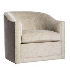 FAMILY ROOM | Taylor Swivel Chair - Emporium Home | Emporium Home