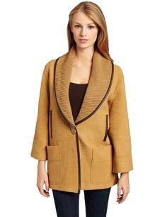 Jones New York Women`s Long Sleeve Jacket $29.86