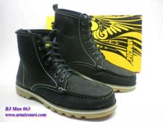 Sepatu Boots Pria PickBoy