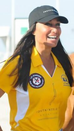 Polo player Sabrina Barnett unifies hearts of mothers and children. #Sabrina Barnett is born in Haiti and is of Taino roots. #Native American woman with a mission to help others.