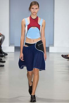 Paco Rabanne Spring 2015 Ready-to-Wear - Collection - Gallery - Look 1 - Style.com