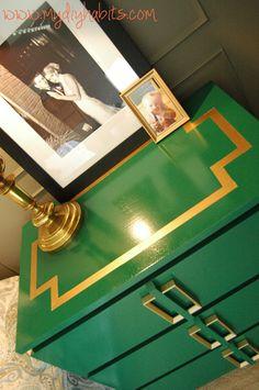FABULOUS + by design: Bedside Table Ikea Hack!