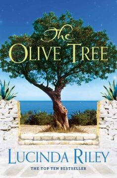 #BookReview - The Olive Tree by Lucinda Riley. Beautifully witten & warmly satisfying story of family ties & love.