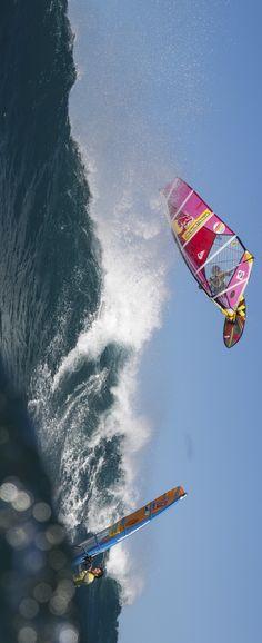 Aloha. #video #redbull #robbynaish #windsurf