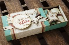 """You're a Star"" gift box idea from #CTMH."