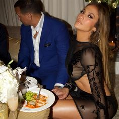 Jennifer Lopez - With her famously glowing skin and seeming immunity to age (the woman is 48 years old), we all want to do whatever it is J.Lo is doing—within reason, of course. For one thing, Lopez's meals are always organic and never include processed food. Breakfast is a protein shake with berries, honey, yogurt and whey powder, and lunch is frequently salmon with a veggie-packed salad; zucchini, peppers and broccoli are favorites. As relayed to Us Weekly, for dinner, she'll mix up the…