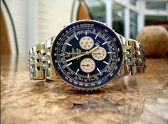 Selling your Breitling watch is simple and secure. There are three ways to sell your watch. Visit http://www.sell-breitling.co.uk Or Call Now 02077344799