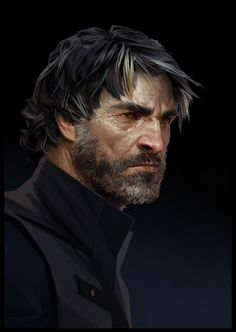 Artes de Sergey Kolesov para o game Dishonored 2 | THECAB - The Concept Art Blog