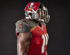 91704db8b Tampa Bay Buccaneers Unveil New Uniforms  Update