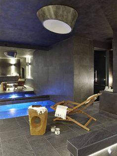 Casa en La Cerdanya. 2013: Spa de estilo Rústico de Deu i Deu