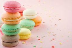 Smoothie Prep, Raspberry Smoothie, Apple Smoothies, Macaron Pistache, Macaron Flavors, Macaron Recipe, Vanilla Macarons, Vanilla Cake, Desert Recipes