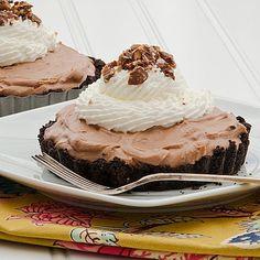 Mini No Bake Nutella Cheesecake | realmomkitchen.com