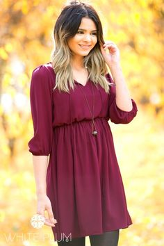 """Feel feminine and fancy in the Cate Tunic Dress! This dress features an elasticized empire waistline, a relaxed fit throughout the body, and a tie at the neckline. Whether you want to wear this dress for a night on the town with a statement necklace and heels or pair with leggings and boots, this dress is a winner! .ColorsOliveNavyWineBlackSizesSmall (0-4)Medium (6-8)Large (10-12)Women's SizingModels are 5'7"""" and 5'9""""- both wearing size Small100% PolyesterFully linedHand wash coldDo not…"""