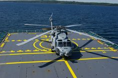 """Denmark has received the first three anti-submarine warfare helicopters Sikorsky MH-60R """"Seahawk"""" to replace its aging fleet 8 Westland Lynx MK90B. The entire fleet will be operational in 2019. The aircraft will be involved in 723 Squadron based at Karup."""
