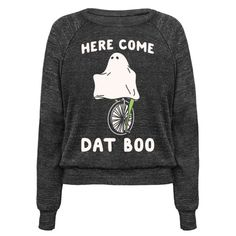 It's Halloween, oh shit waddup! It's time to get spoopy and dat boi is ready! Show off your love for Halloween and memes with this cute and funny, dat boi, Halloween, meme shirt!