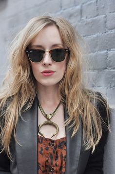Ray Ban is chic!