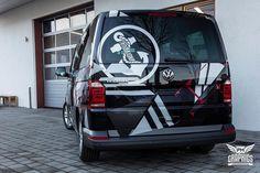 M T C H B X Design Folierung VW T6 Bus by SchwabenFolia 4 photo