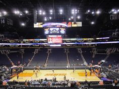 NBA fan? Go to a game at U.S. Airways Arena in Phoenix! ASU students get sweet student discounts and you can ride the lightrail for free if you have a ticket!