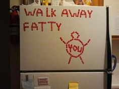 I'm putting this on our fridge...