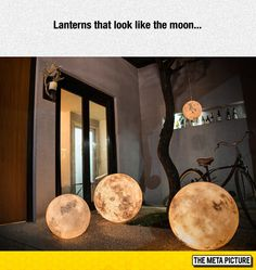 Quite Possibly The Best Lanterns Ever