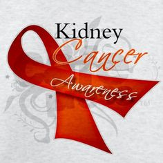 kidney cancer awareness | Kidney Cancer Awareness T-Shirt by hopeanddreams