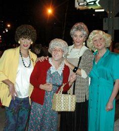 Golden Girls Group Costume   101 Halloween Costume Ideas for Women