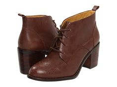 Nine West Rymer Reason Dark Brown Leather - Zappos.com Free Shipping BOTH Ways