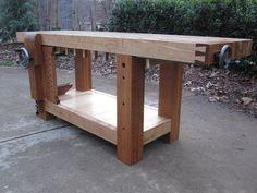 So...I built this bench, Also a thorough Blog at Lumberjocks