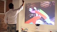 Dulux - Virtual Canvas & Augmented Reality art Exhibition by Shift Solutions