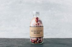 Bathing Salts - Moroccan Rose