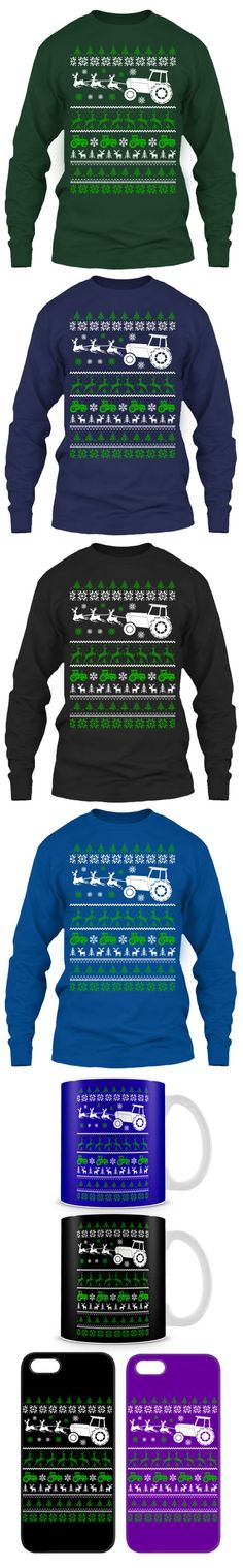 Farmer Ugly Christmas Sweater! Click The Image To Buy It Now or Tag Someone You Want To Buy This For.